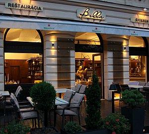 Reštaurácia - Exteriér