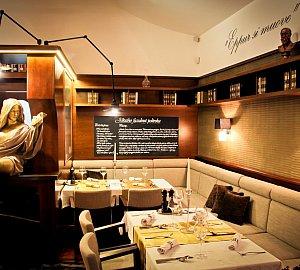 Reštaurácia - Interiér